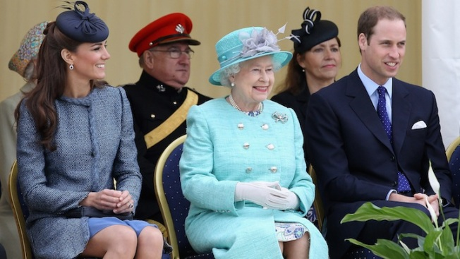 Queen Elizabeth II Hopes Kate Has Baby Soon