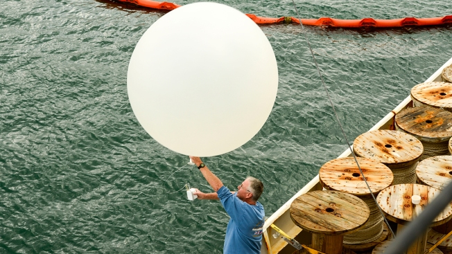 Unprecedented El Nino Study Uses Balloons, Aircraft