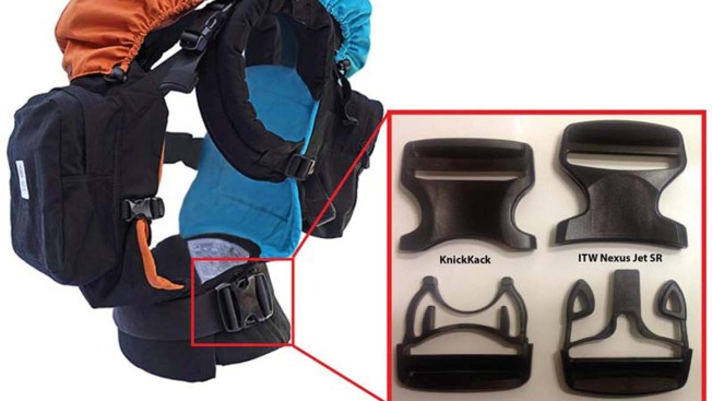 TwinGo Issues Nationwide Recall on Baby Carrier Due to Fall Hazard