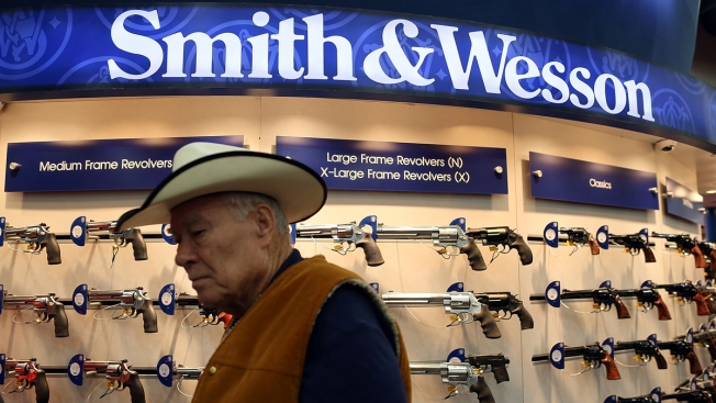 Smith and Wesson Won't Sell Certain Pistols in California