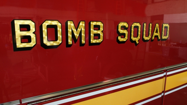 Bomb Squad Detonates Destructive Device in Trunk