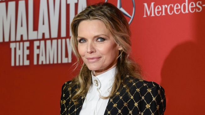 "Michelle Pfeiffer Reveals She Was Once in a Cult: ""They Were Very Controlling"""