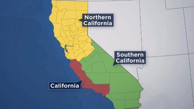 Bid To Split California Into 3 States Qualifies For Ballot Nbc 7