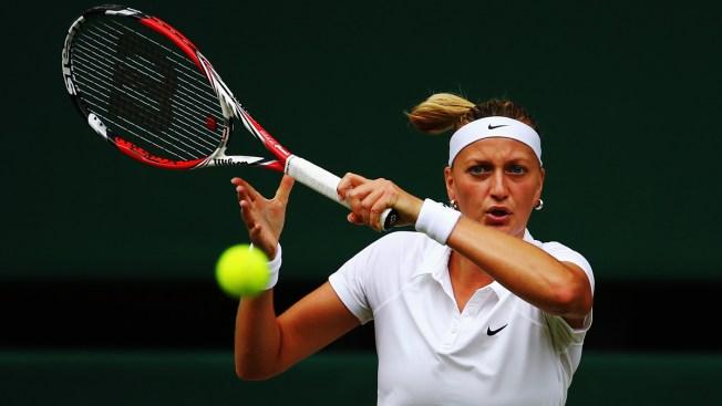 Petra Kvitova Overpowers Eugenie Bouchard to Win 2nd Wimbledon