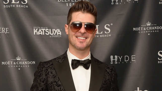 Thicke's Label Settles Lawsuit with Gaye Family