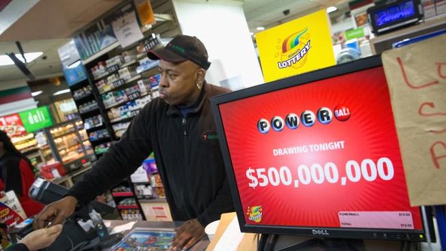Three Jackpot Winners in $564 Million Powerball Drawing