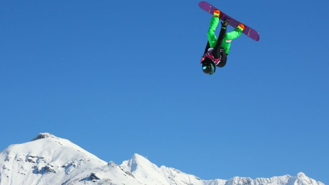 Ramona Teen Competes in Sochi Among Snowboarding Elite