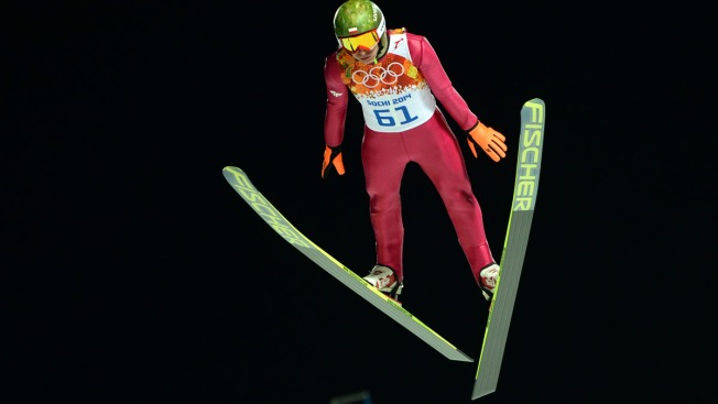 Poland's Kamil Stoch Hot Into Olympic Final in Ski Jumping