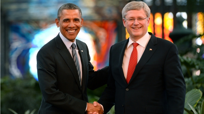Obama Loses Olympic Hockey Beer Bet to Canadian PM