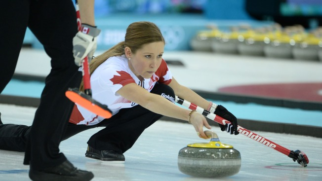 Canada Wins Gold in Women's Olympic Curling