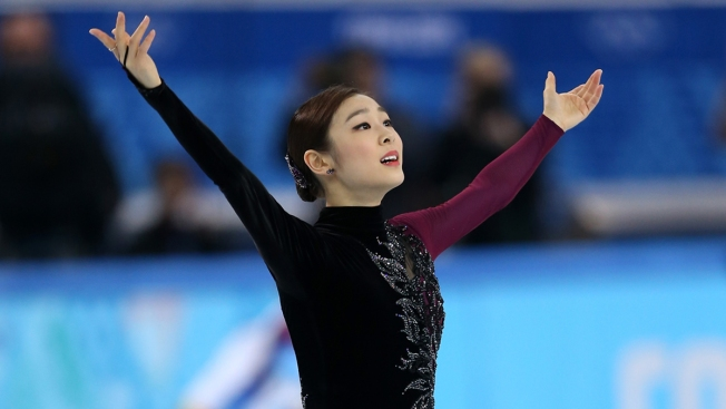 Figure Skater Kim Retiring With Support From South Korea