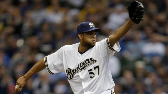 Padres Lose in Milwaukee 4-3