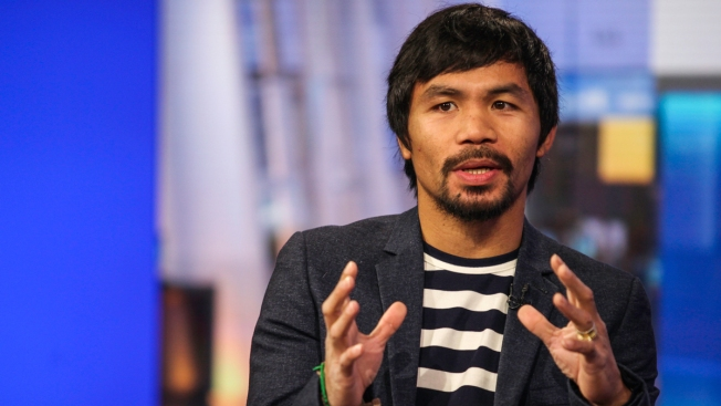 Pacquiao's Philippine Senate Victory Brings Him Closer to Presidency