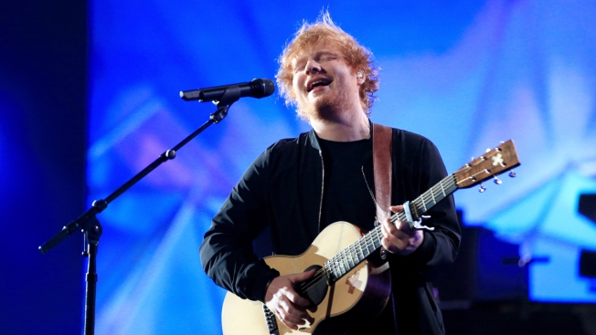 Lawsuit: Ed Sheeran Copied R&B Classic 'Let's Get It On'