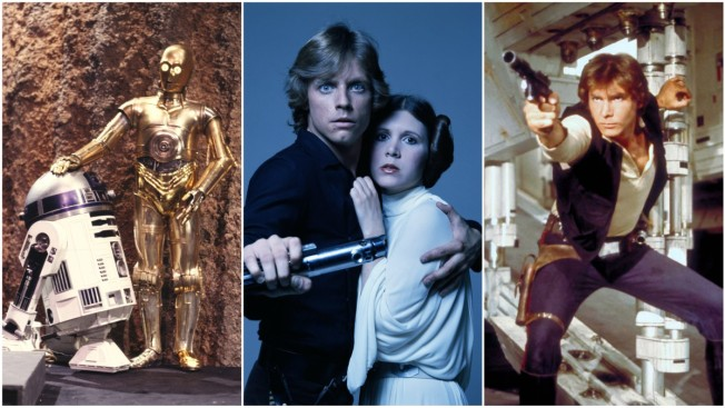 It's 'Star Wars' Day: May the 4th Be With You!