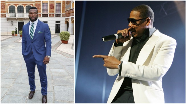 Not Impressed: 50 Cent Compares Jay-Z's '4:44' to 'Golf Course Music'