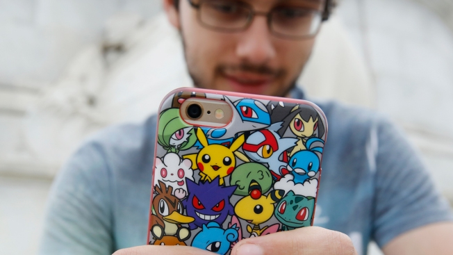 'It's Really Nostalgic for Me': Millennials Live Childhood Dreams With 'Pokemon Go'