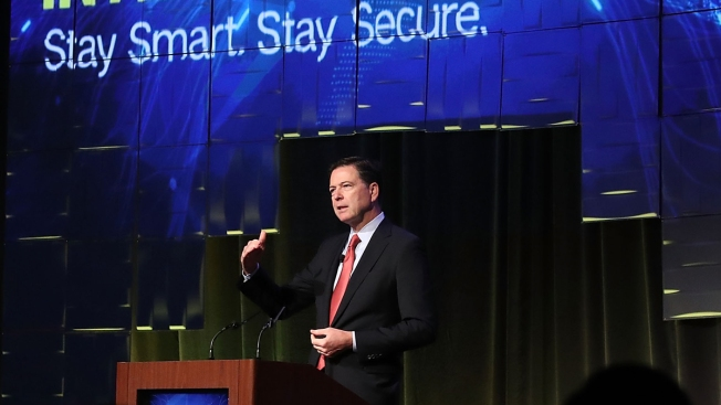 FBI Director Wants 'Adult Conversation' on Device Encryption