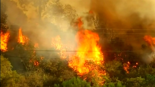 Teen Girl Accused of Starting Cocos Fire to Stand Trial