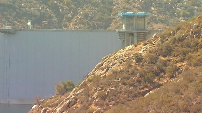 San Vicente Dam Undergoes Historic Expansion