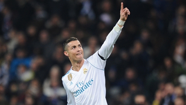 Ronaldo sets record as Madrid dump Dortmund 3-2