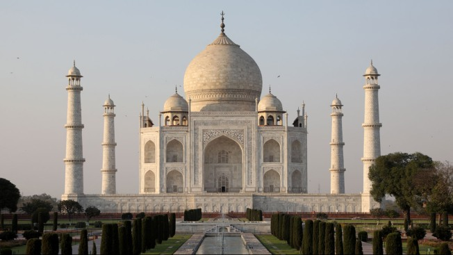 'We Need to Save It': Taj Mahal Turns a Bit Green, Angering India's Top Court