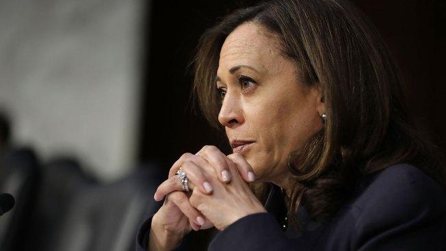 Senior Adviser to Sen. Kamala Harris Resigns After Report of $400,000 Sexual Harassment Settlement