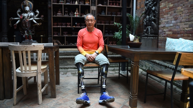 Climber Who Lost Legs to Everest Finally Makes It to Summit 4 Decades Later