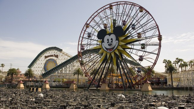 Disneyland, Cal. Adventure Tickets Rise to $99