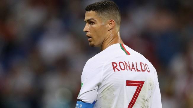 Cristiano Ronaldo sex videa
