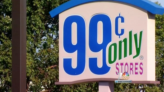Proposed '99-Cents Only' Store Causes Controversy in Escondido