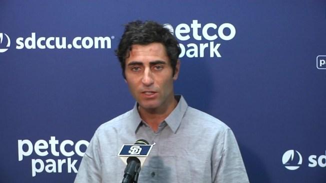 Padres General Manager A.J. Preller Suspended for 30 Days: MLB