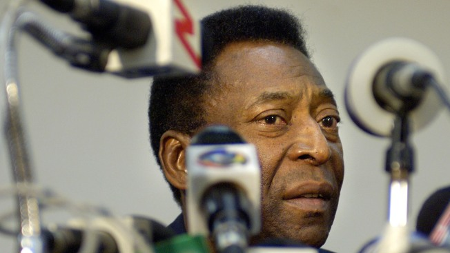 Brazil Judge Sentences Pele's Son to 33 years