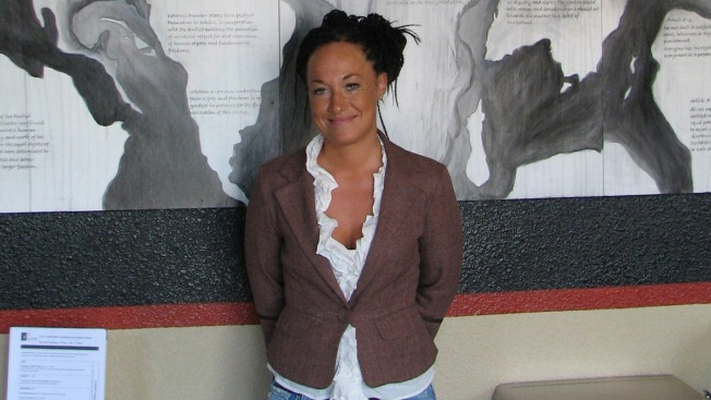 Rachel Dolezal Admits to TV Hosts She Was Born to White Parents