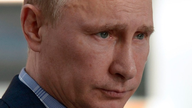 "Putin: Gays Must ""Leave Children in Peace"""