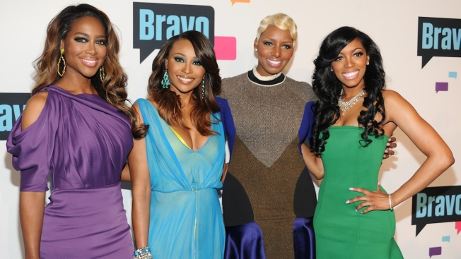 "Fight Breaks Out at ""Real Housewives of Atlanta"" Reunion Taping"