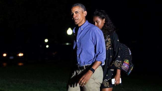 Back in Washington, Obama's Vacation Glow May Fade Quickly