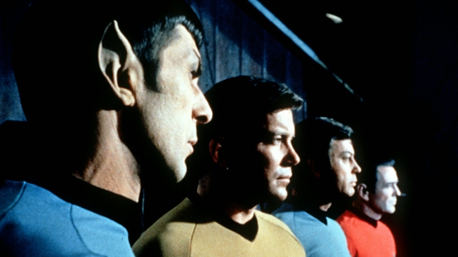 'Star Trek' Wax Figures Get New Mission: Helping Museum