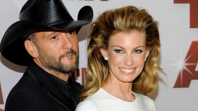 McGraw, Hill Power Into Vegas Residency Encore Amid Divorce Rumors