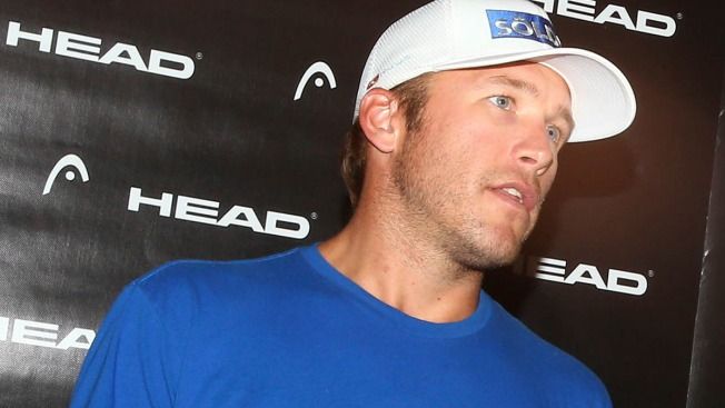 Bode Miller Shows off Family-Man Status in Austria