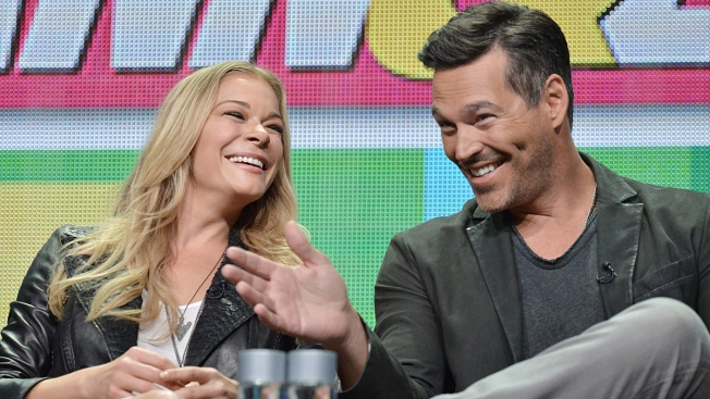 LeAnn Rimes and Eddie Cibrian Jump Into Reality TV
