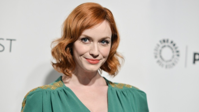 """Christina Hendricks Talks Life After """"Mad Men"""" in The Edit: """"I've Requested Items From Joan's Apartment"""""""