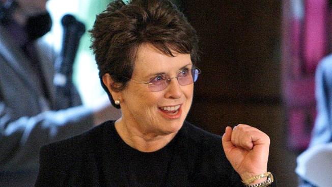 Billie Jean King Part of Diplomacy by Diversity