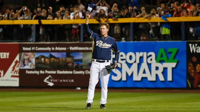 Will Ferrell to Show Advanced Screening of Baseball Movie at Petco Park