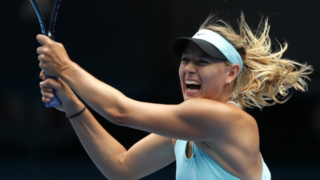 Sharapova Out in Another Early Upset in Australia