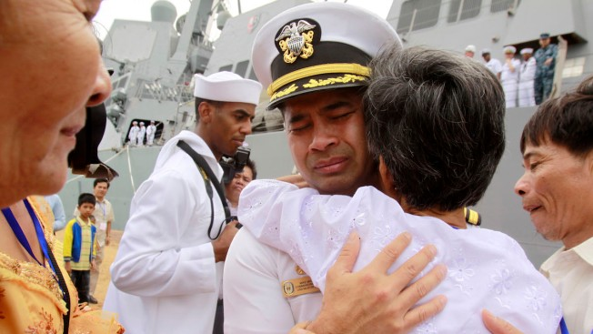 Navy Commander Admits to Taking Cash, Prostitutes as Bribes