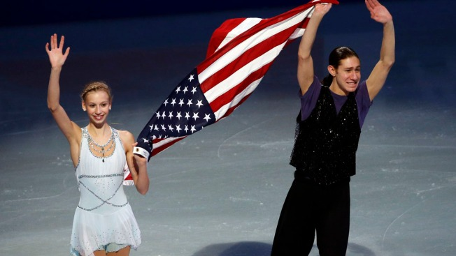U.S. Olympic Figure Skating Team Announced