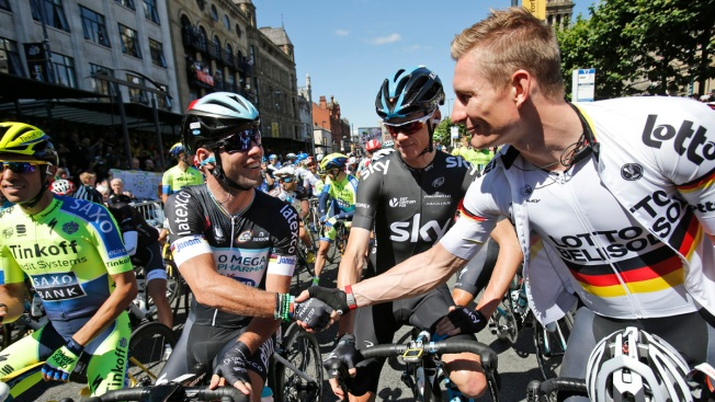 Tour de France Gears Up for UK Start