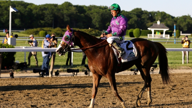Second Triple Crown Miss for California Chrome's Jockey