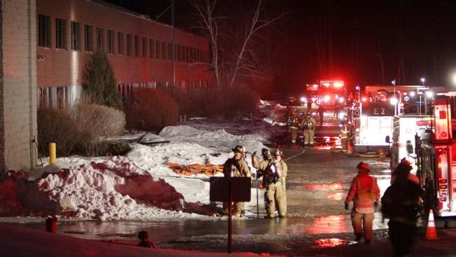 Major Explosion at NH Ball Bearings Plant